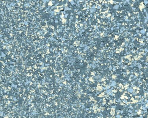 Epoxy Chip Flake Flooring Seamless Chemical Resistant Uv